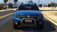 Dacia Duster in GTA V