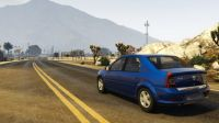 Dacia Logan Sedan in GTAV